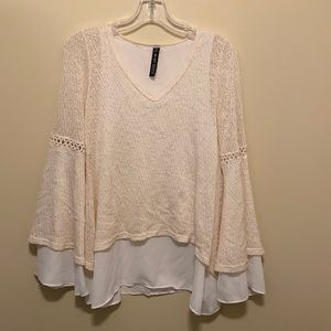 3 for $20 Over sized flared top
